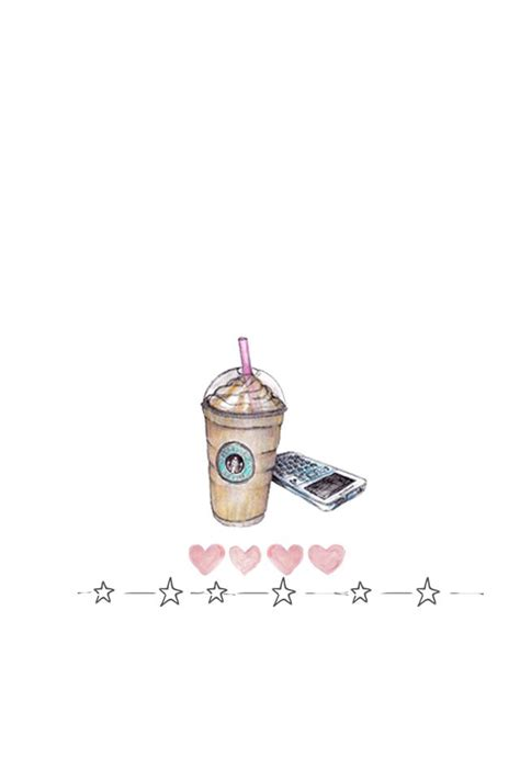 coffee wallpaper cute photo collection background coffee cute girly