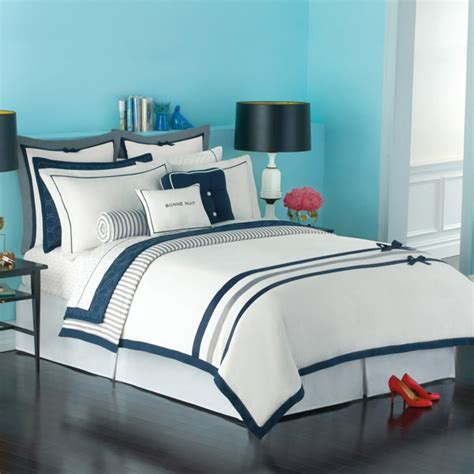 kate spade comforters kate spade newport duvet cover navy and coral pinterest