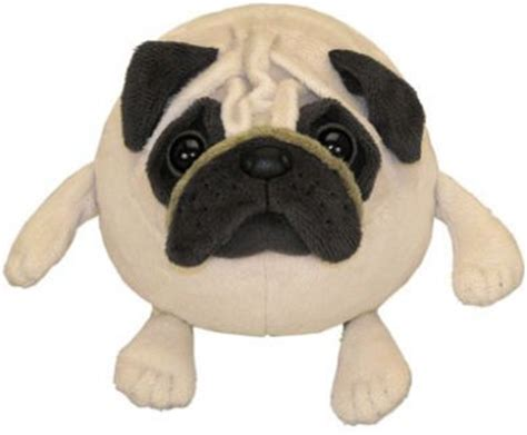 stuffed pug pug puppy plush stuffed animal lubies images frompo