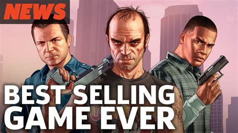 the invasive hits best seller gta v is now the best selling game ever huge layoffs hit