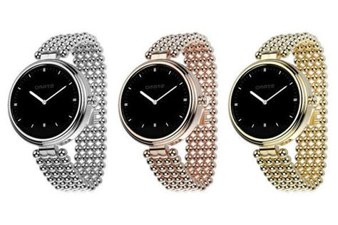 Consumer Reports Home Design Software Reviews omate lutetia is the rare smartwatch that s just for women