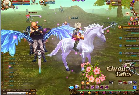 chrono tales online game of the week