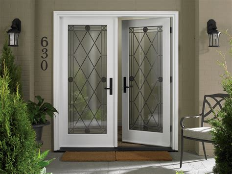 Exterior Doors Glass Entry Door Options Toronto Stained Glass Locks Heritage Home Design