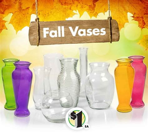 Fall Vases by Dollar Tree Fall In With Fall Vases Milled