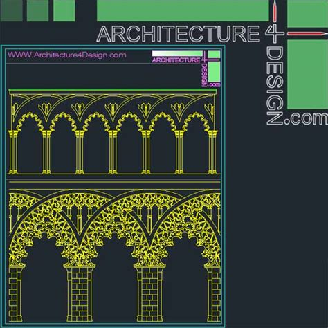 French Style Dining Room by 340 Islamic Architecture Ornament Motifs And Arches For