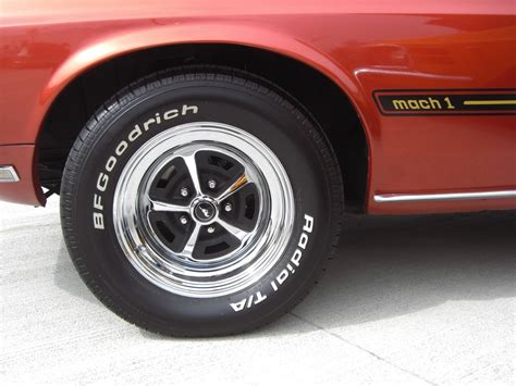 indian 1969 mach 1 ford mustang fastback