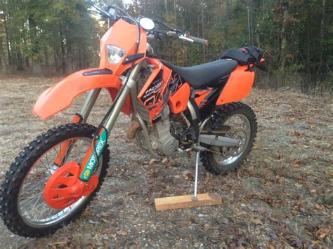 ktm motocross bikes ktm 525 exc dirt bike