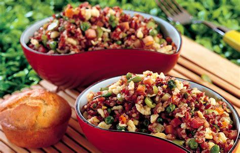 cucinare il riso rosso ricetta riso rosso alla cantonese le ricette de la