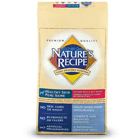 natures recipe food save 3 on nature s recipe food all