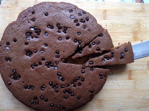a simple choco chip chocolate cake recipe escapades