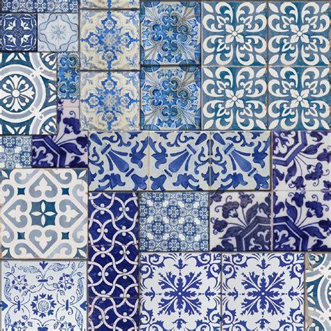 tapete marokkanisch mural wallpaper moroccan tiles muriva 601547 http www