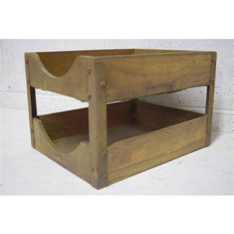 Antique Desk Organizer Antique Wood Desk Organizer