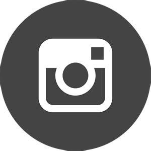 instagram circle logo vector ai