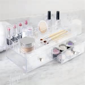 bo 238 te acrylique tiroir compartiments rangement maquillage