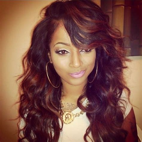 weave hairstyles going to the side black hairstyles weaves with bangs cute weave hairstyles