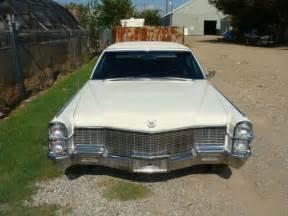 1965 Cadillac Fleetwood Brougham 1965 Cadillac Fleetwood Brougham 79k Original