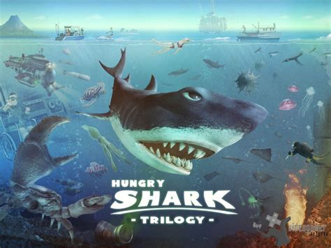 Hungry Shark World Giveaways Top - all hungry shark trilogy hd screenshots for iphone ipad