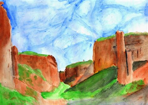 painting high high school watercolor paintings lessons from the k 12
