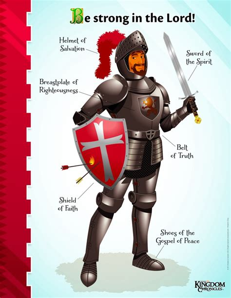 Armoir Of God by Free The Whole Armour Of God Coloring Pages