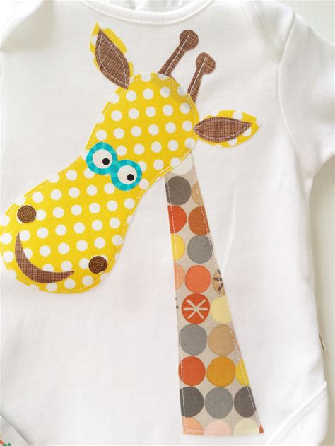 Romper Giraffi Pluss Slabber Sku25120 into the giraffe design bodysuit romper baby onesie singlet li l birdie shop madeit au