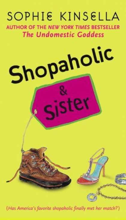 shopaholic sister by sophie kinsella abebooks bestsellers 2007 covers 3150 3199