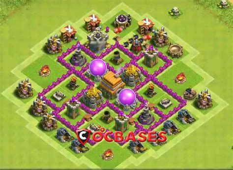 clash of clans town hall 45 6 base layouts youtube top 20 best th6 farming defense base layouts 2018 new