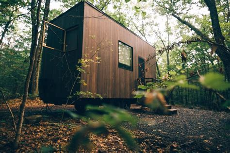 getaway is launching new tiny house rentals in washington tiny house rental startup getaway scores 15 million in