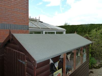 Felting A Shed Roof by Gallery Ajob4robajob4rob
