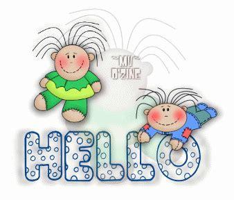imagenes de ingles hello usando las tic para saludar en embera chami
