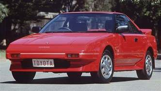 Toyota Mr2 Review Toyota Mr2 Used Review 1987 2006 Carsguide