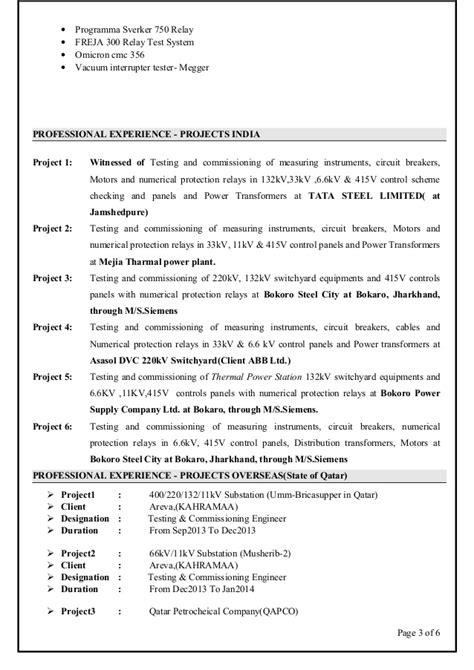 electrical testing engineer resume electrical testing engineer resume resume ideas