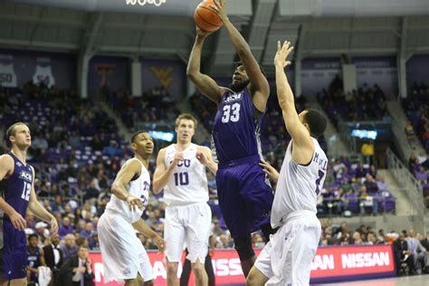 College Basketball Letterwinner Abilene Christian Athletics Wildcats Valiant Effort Falls At Hbu 73 71