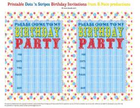 170 best free printable birthday invitations images on birthday