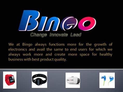 smart technology products bingo india smart technology products authorstream