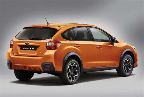 2012 Subaru Crossover Based On Impreza Model Carguideblog