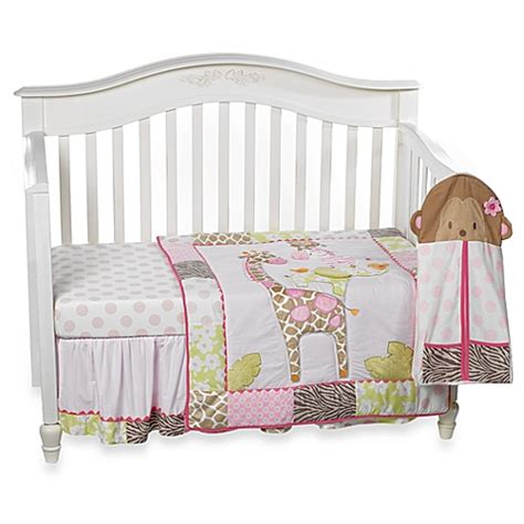Carters Crib Bedding Sets S 174 Jungle Crib Bedding Collection Gt S 174 Jungle 4 Crib Bedding Set