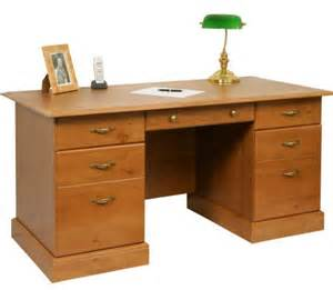 home and study desks wooden traditional work desk with