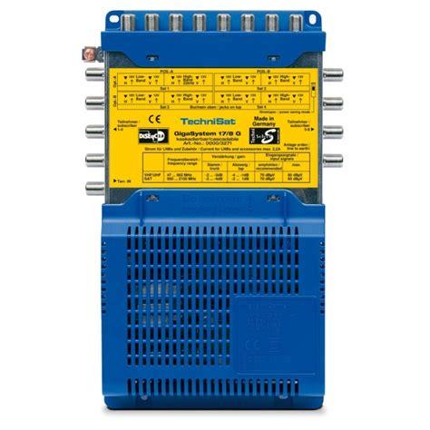 Technisat Receiver 1564 by Technisat Receiver Technisat Multytenne Grey