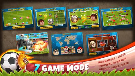 download game head soccer mod apk new version head soccer android apps on google play