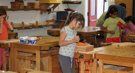 woodwork at school waldorf schools focus on distraction free education wtop