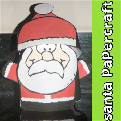 How To Make Santa Claus Out Of Paper - how to make santa out of paper 28 images how to make a