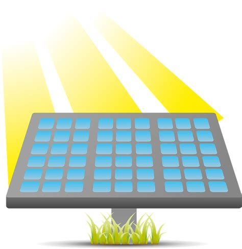 sun panels free vector graphic solar cells sun solar ecology free image on pixabay 157122