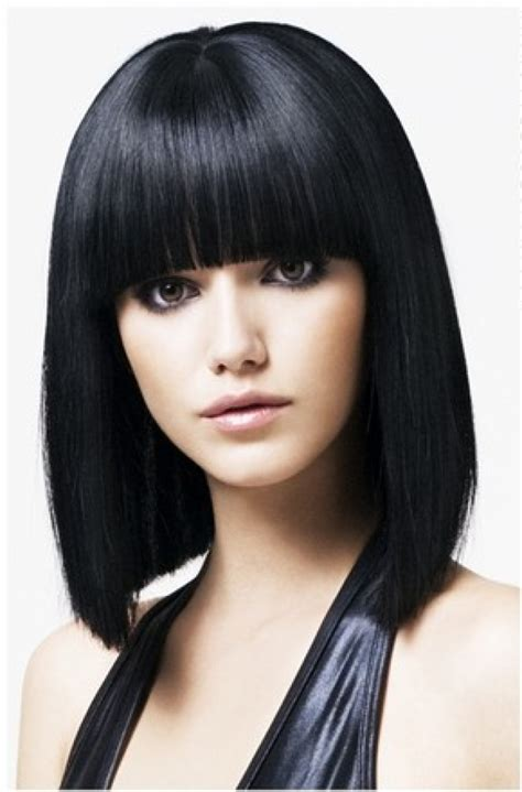 the perfect style for black girl straight hair simple short hair hair style in 2013