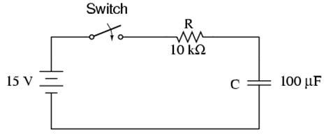 how to use capacitors in dc circuits lessons in electric circuits volume i dc chapter 16