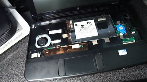Hardisk Hp Mini hp compaq mini c110 disassembly