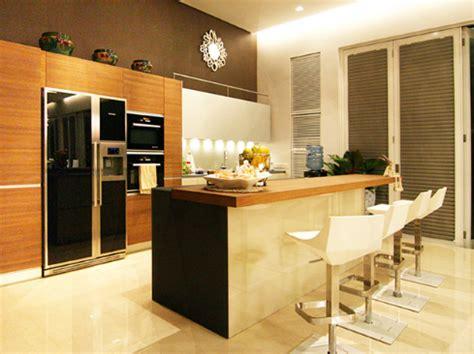 Lu Kulkas 6 lemari dapur dengan kulkas desain rumah minimalis