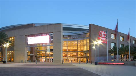 toyota center toyota center arena projects manica architecture