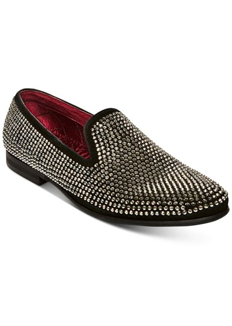 Steve Madden Mens Shoes by Steve Madden Steve Madden S Caviarr Rhinestone Slipper S Shoes Shoes Shop It