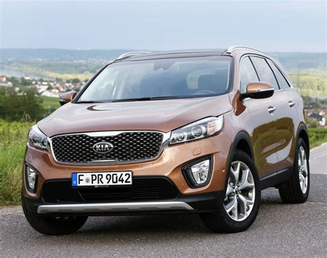 What Of Gas Mileage Does A Kia Sorento Get Kia Sorento Technical Specifications And Fuel Economy