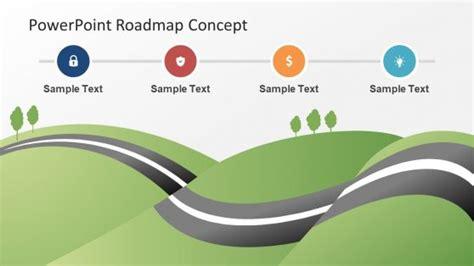 Roadmap Powerpoint Templates Roadmap In Powerpoint
